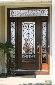 Exterior Doors Houston Tx Wrought Iron Front Doors Wrought Iron Front Doors Houston Tx Hfer