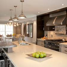 modern kitchen with brown cabinets brown cabinets contemporary kitchen leslie