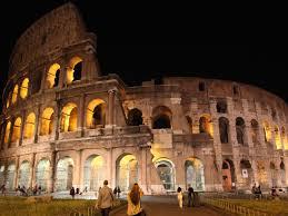 colosseum night tours dark rome tours