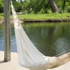 Bliss Hammock Stand Large Hand Woven Mayan Single Hammock Hayneedle