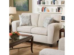 American Casual Living by American Furniture 3100 Loveseat With Casual Style Miskelly