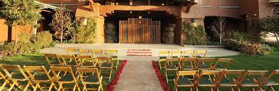 california weddings wedding garden at disney s grand californian hotel spa