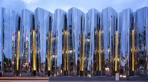 modern architecture pictures view images of govett brewster art