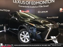 lexus of edmonton careers new 2017 lexus rx 350 4 door sport utility in edmonton ab l13489