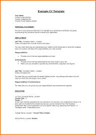 Primer Resume Templates Resume Sample Templates Free Professional Profile Resume
