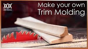 beautify your home with custom trim molding save money by making