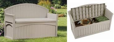 Outside Storage Bench Weatherproof Patio Storage Bench 77 86 Orig 140 Free