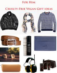 Gift Ideas For Him For Him Cruelty Free Vegan Gift Ideas My Faves Journal
