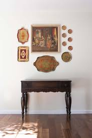 dining room framed art 11 piece vintage florentine tray u0026 classical framed print art wall