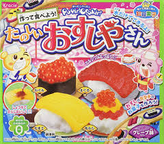 where to buy japanese candy kits popin cookin happy sushi house by hamee gummy