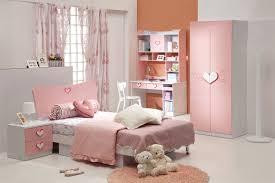 bedroom tan bunk bed mattress brown dresser table lamps gray