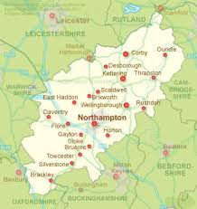map uk villages rushden tourist information on the towns and villages in