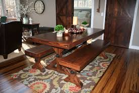 home we specialize in building custom dining room tables benches sofa tables coffee tables end tables wine storage any sort of custom home furniture you