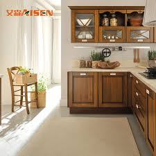 solid wood kitchen cabinets canada china america canada project top quality standard rustic