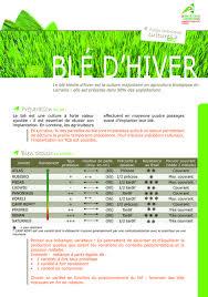 chambre agriculture 41 cultures bio en lorraine ble grand est