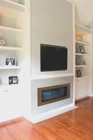fireplace best fireplace gas insert design decor modern on