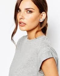 ear cuffs aldo image 2 of aldo draelle ear cuff asos jewellery