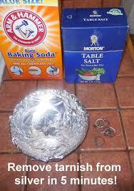 25 unique remove tarnish ideas on silver cleaner
