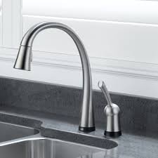delta touch2o kitchen faucet lolpix us delta pilar single handle standard kitchen faucet with touch
