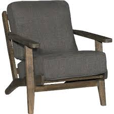 Gray Accent Chair Midtown Charcoal Gray Accent Chair Metro Rc Willey Furniture Store