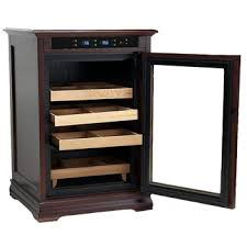the royale electronic cigar humidor cabinet