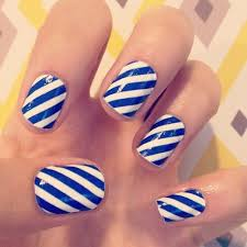 35 creative striped nail designs nail design ideaz