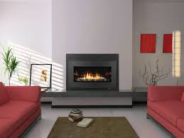 popular living room design have gas fireplace repair and a woman