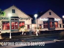 captain s table myrtle beach captain george s seafood restaurant reviews myrtle beach south