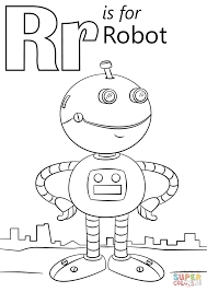 letter r is for rain coloring page and coloring page glum me