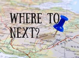 what trip is my next destination journey to