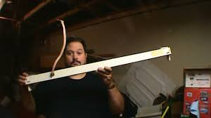 how to scrap a fluorescent light for copper and