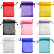 large organza bags large organza favour gift bags jewellery pouch wedding party