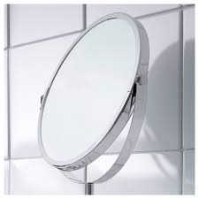 Bathroom Magnifying Mirror by Fräck Mirror Ikea