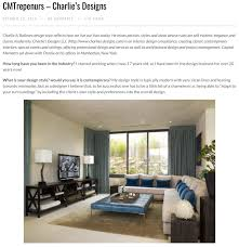 How To Be A Interior Designer Charlie U0027s Designs In The Press Charlies Designs