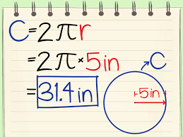 2 formulas to calculate the circumference of a circle wikihow