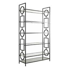 etagere metal etagere contemporary bookcases 繪tageres dering