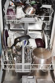 vaisselle cuisine ustensiles de cuisine sale dans le lave vaisselle domestique