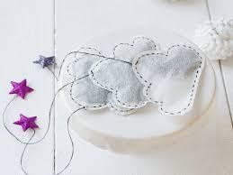 heart shaped tea bags sew cloud shaped tea bags