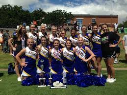 sunnyvale cheerleaders successful at cheer camp news