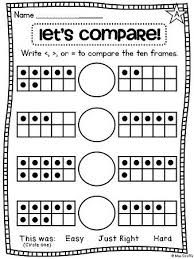 41 best comparing and ordering numbers images on pinterest