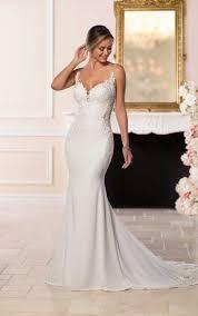 Vintage Weddings Fashion Designer Vintage Wedding Gown Stella York Wedding Dresses
