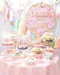 kara u0027s party ideas pastel donut birthday party kara u0027s party ideas