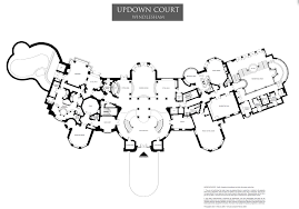 floor plans of mansions historic mansion floor plans floor plans to updown court floor