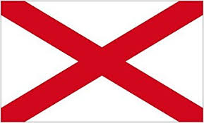amazon com 3x5 st s cross flag