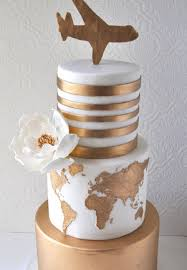 wedding cake theme 20 travel themed wedding cakes southbound