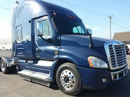 Atlantic And Pacific Freightways Trucks For Lease