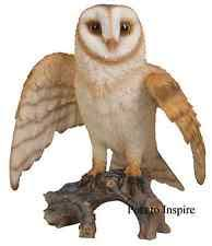 plastic resin owl garden statues ornaments ebay