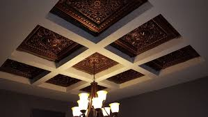 Faux Tin Ceiling Tiles Drop In by Living And Dining U2013 Page 19 U2013 Dct Gallery