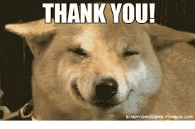 Thank You Meme - 25 best memes about cute animal thank you cute animal thank