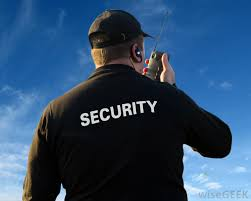 what are the different types of security officer training